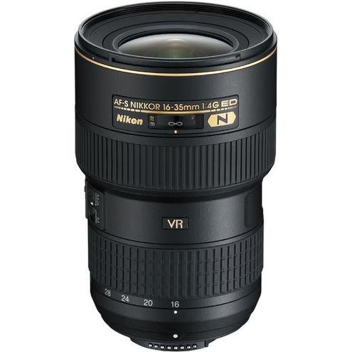 AF-S NIKKOR 16-35mm f/4.0 G ED VR Lens