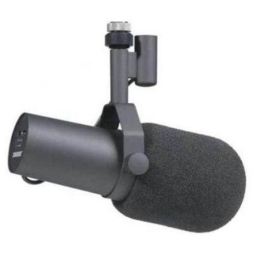 SM7B Cardioid Dynamic Studio Vocal Microphone