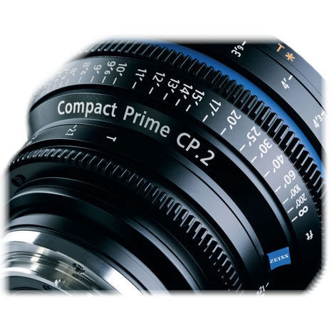Zeiss CP2 21mm T2 9 lens