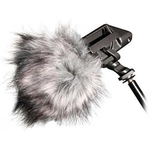 "Heavy Duty Windscreen for Stereo Video Mic-""Dead Kitten"""