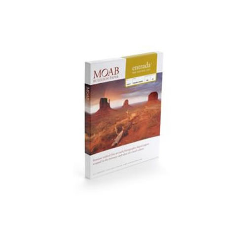 """A2 Entrada 190gsm Natural 2 Sided Fine Art Paper 25 Sheets (16.5"""" x 23.4"""")"""