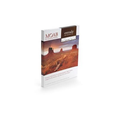 "5""x7"" Entrada 300gsm Natural 2 Sided Fine Art Paper - 25 Sheets"