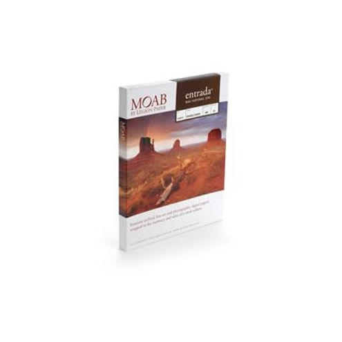 A2 Entrada 300gsm Natural 2 Sided Fine Art Paper - 25 Sheets