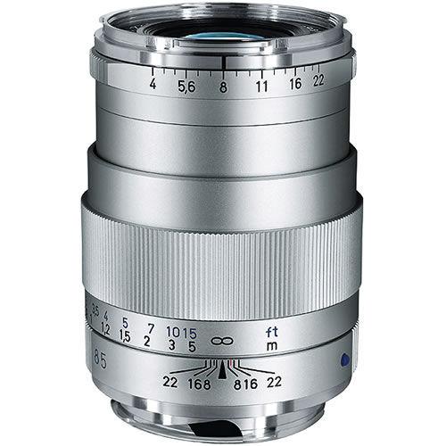 Tele-Tessar T* 85mm f/4 ZM Silver