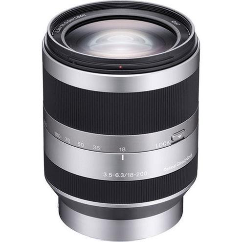 SEL 18-200mm f/3.5-6.3 OSS E-Mount Lens