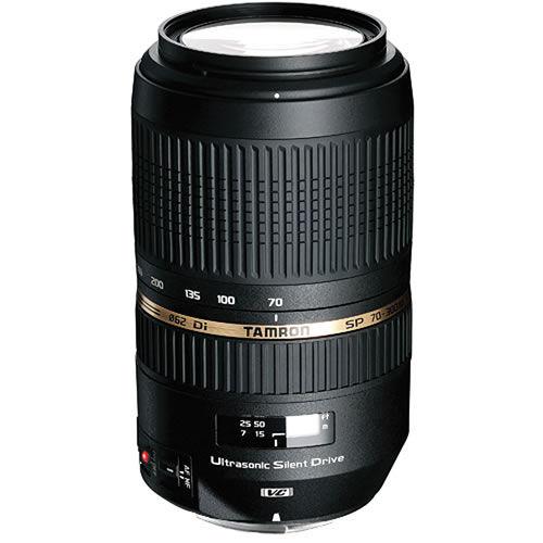 70-300mm f/4-5.6 Di SP VC USD Lens for Canon