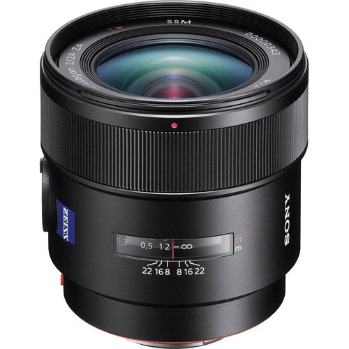 24mm f/2.0 Carl Zeiss ZA SSM Distagon A-Mount Lens (A99 & A77)