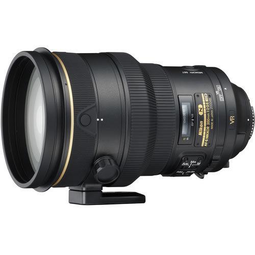 AF-S NIKKOR 200mm f/2.0 G ED VR Lens