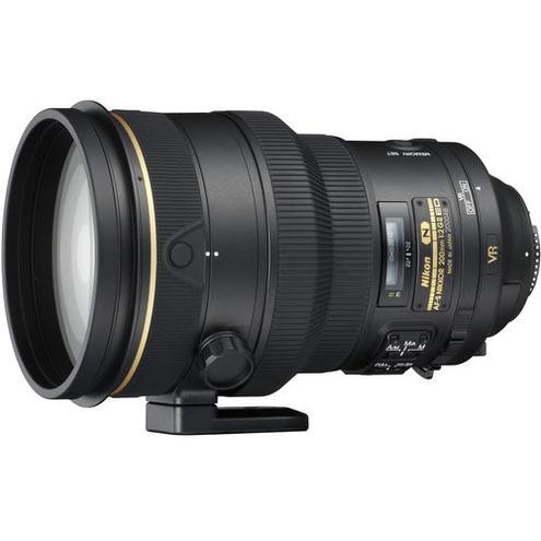 AF-S 200mm f/2.0 VRII G ED Telephoto Lens