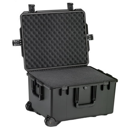 iM2750 Storm Trak Case with Foam (Black)