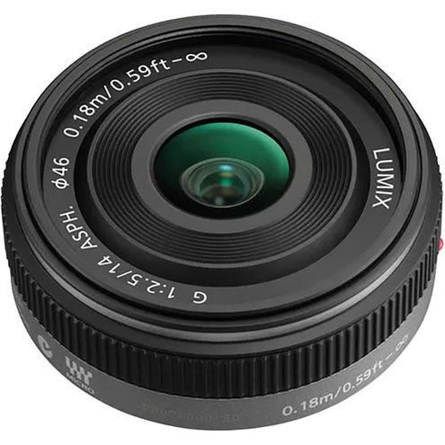 Lumix G 14mm f/2.5 II Lens