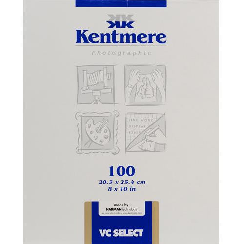 "8"" x 10"" RC VC Select Luster 100 Sheets"