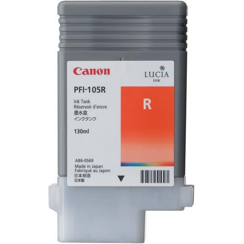 PFI-106R Pigment Red Ink Tank 130ml