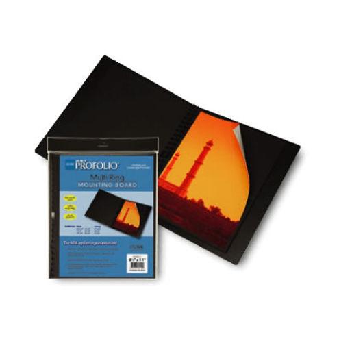 "17""x11"" Multi-Ring Mounting Board Landscape / Horizontal"