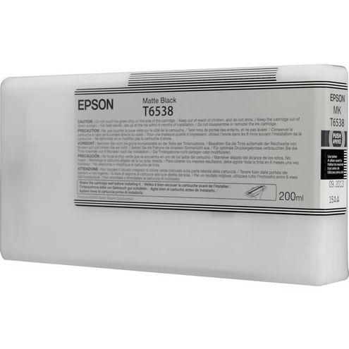 T653800 Matte Black 200ml SP4900 Ink Cartridge