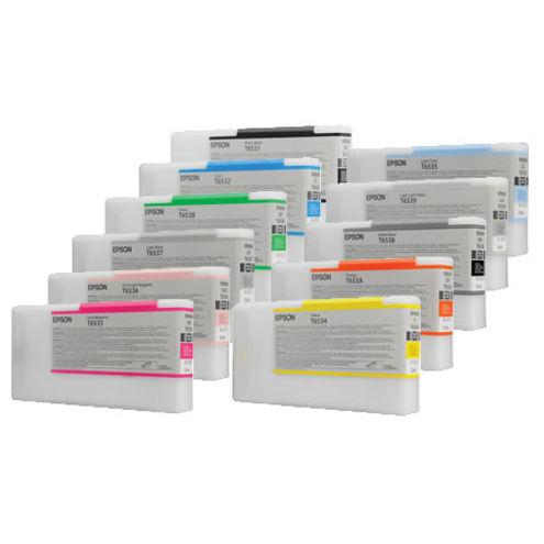 Stylus Pro 4900 Color Ink Set 11 Cartridges