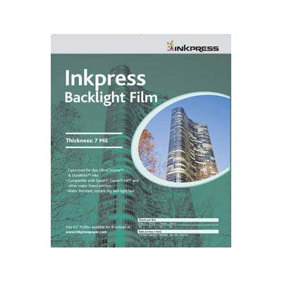 "44"" x 100' Backlight Film 7mil Roll"