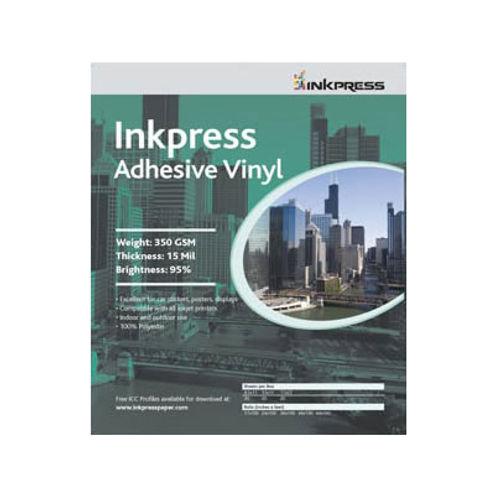 "17"" x 60' Adhesive Vinyl 13mil Roll"