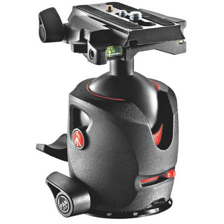 MH057MO-Q5 057 Mag Pro Ball Head w/Q5