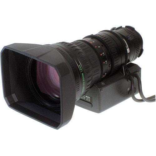 "XA20sx8.5BMD 2/3"" HD Lens w/"
