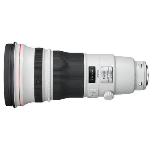 EF 400mm f/2.8L IS II USM Telephoto Lens