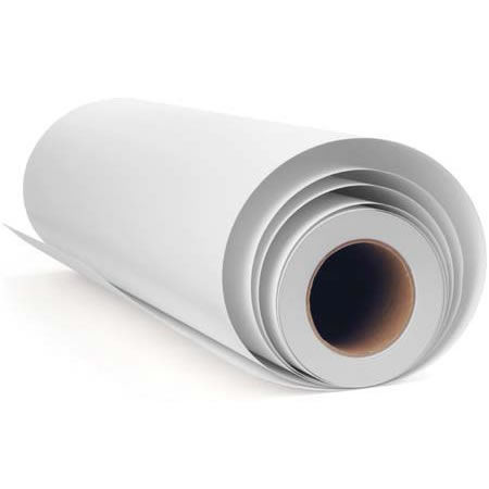 "17"" x 40' Exhibition Canvas Gloss Roll"