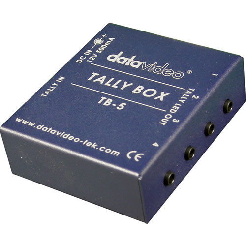 TB-5 Tally Box for SE-500/ SE-900 Switcher