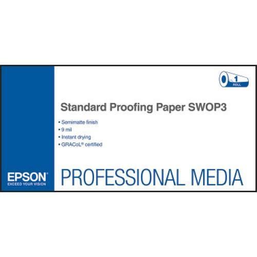 "17"" x 100' Standard Proofing Paper SWOP3 Roll"