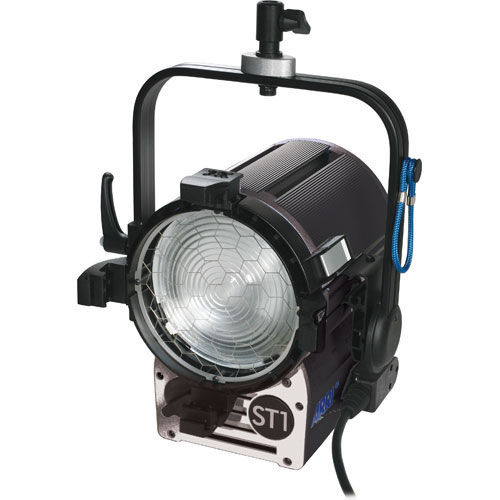 ST1 1000W Studio Fresnel, Stand Model, Black