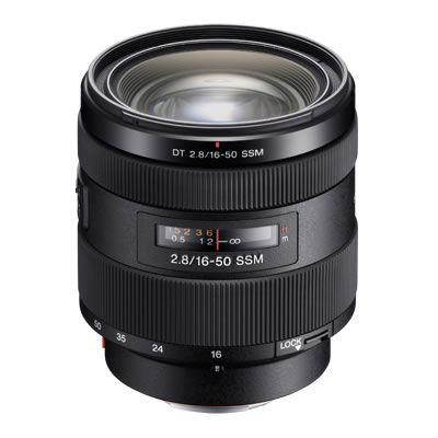 DT 16-50mm f2.8 SSM Lens