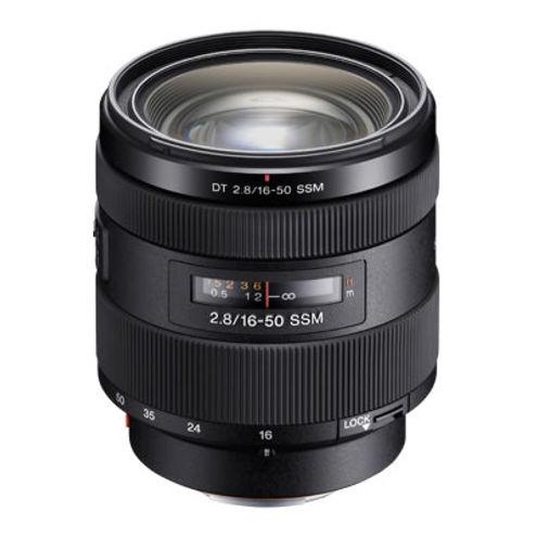 16-50mm f2.8 SSM DT A-Mount Lens (A99 & A77)