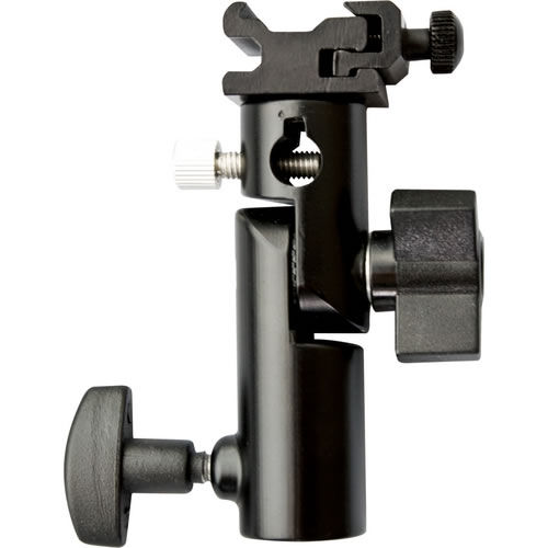 Adjustable Shoe Mount Bracket for Speedlites