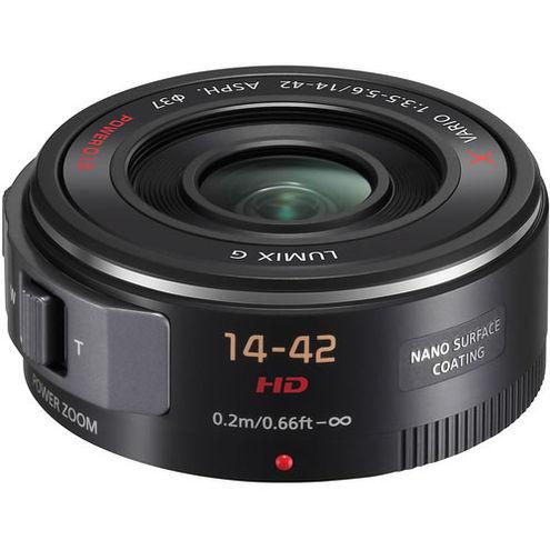 Lumix G X Vario 14-42mm f/3.5- 5.6 ASPH Power OIS Lens