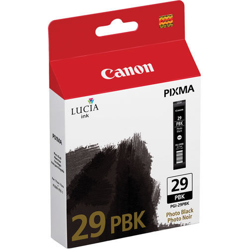 PGI-29 Photo Black Ink Tank for Pro-1