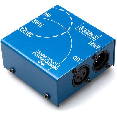 CDL-313 Converter, Coaxial To  AES/EBU