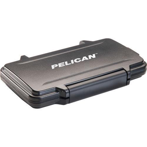 0915 SD/Mini-SD Memory Card Case Black