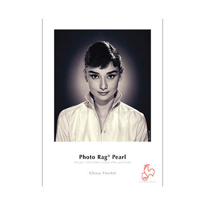 "13""x19"" Photo Rag Pearl 320gsm 25 Sheets"