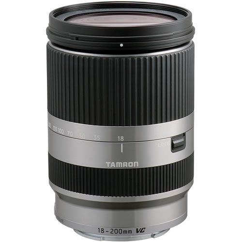 18-200mm f/3.5-6.3 Di III VC Lens for Sony E Mount