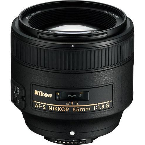 AF-S NIKKOR 85mm f/1.8 G Lens