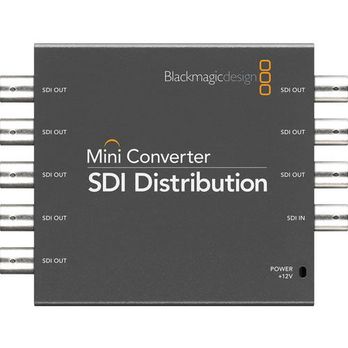 MiniConverter-SDI Distribution