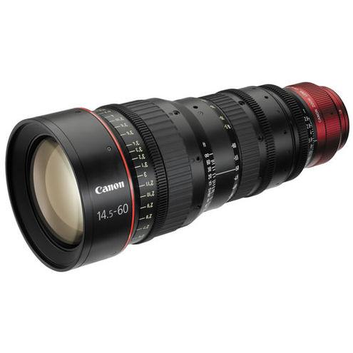 CN-E 14.5-60mm EF Mount Cinema Zoom Lens
