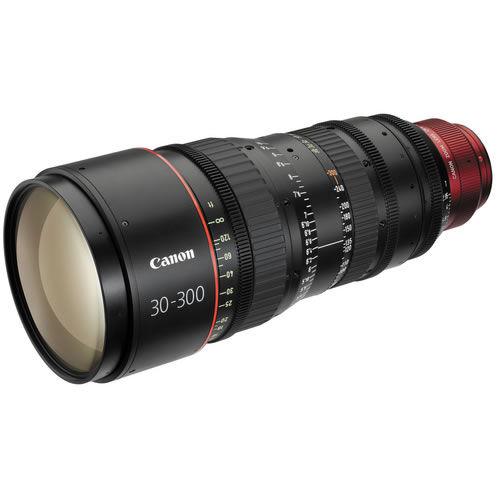 CN-E 30-300mm EF Mount Cinema Zoom Lens