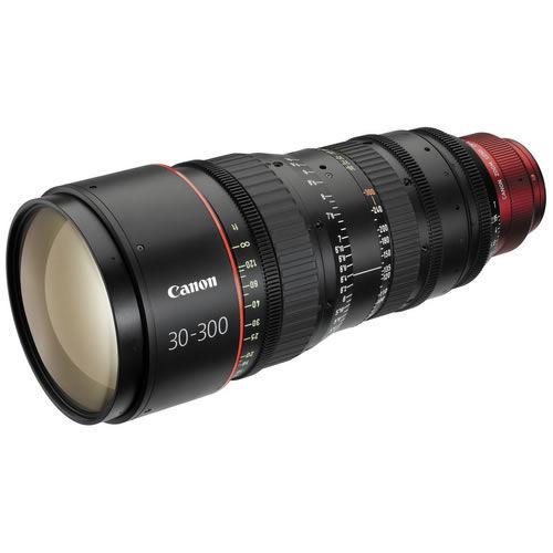 CN-E 30-300mm PL Mount Cinema Zoom Lens