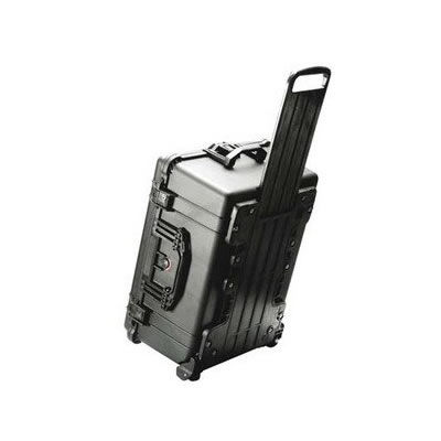 1630 transport Case Black w/Dividers
