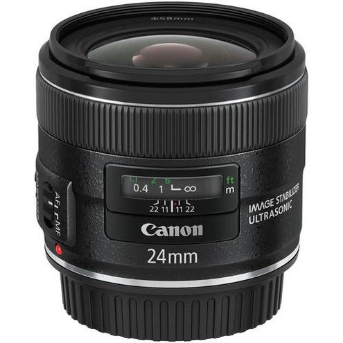 EF 24mm f/2.8 IS USM Wide Angle Lens
