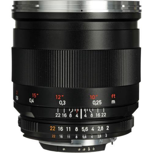 Distagon T* 25mm f/2.0 ZF.2
