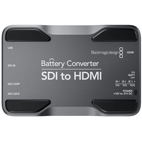 Battery Converter SDI to HDMI