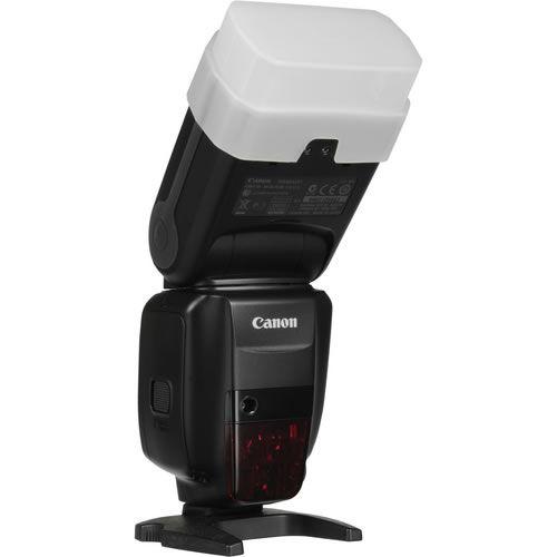 OM-ET Omni Bounce for Canon 600EX-RT, Godox V860II