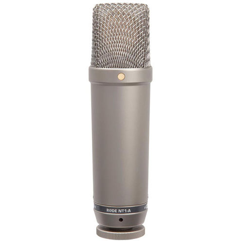 """NT1A 1"""" Cardioid Condenser Microphone - Includes SM6 Shockmount and 20' Cable"""