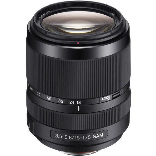 18-135mm f3.5-5.6 SAM DMF DT A-Mount Lens (A99 & A77)